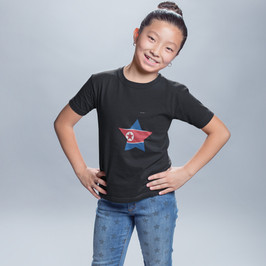 North Korea Childrens T-Shirt