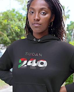Sudan 249 Women's Pullover Hoodie