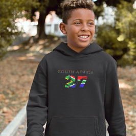 South Africa Childrens Hoodie