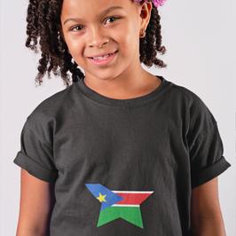 South Sudan Childrens T-Shirt