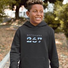 Botswana Childrens Hoodie
