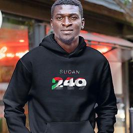 Sudan 249 Men's Pullover Hoodie