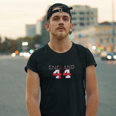 England 44 Mens T-Shirt