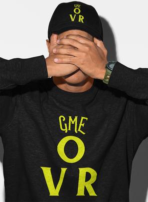 Game Over Mens Sweatshirt