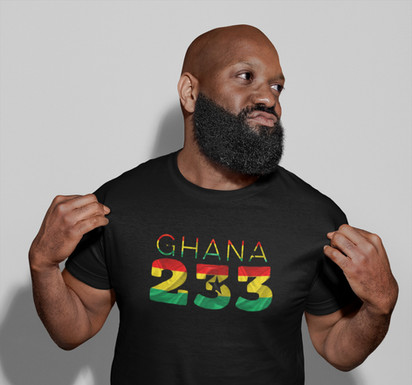 Ghana 233 Mens T-Shirt