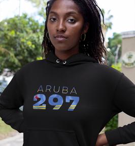 Aruba 297 Womens Pullover Hoodie