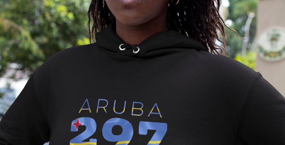 Aruba Womens Pullover Hoodie