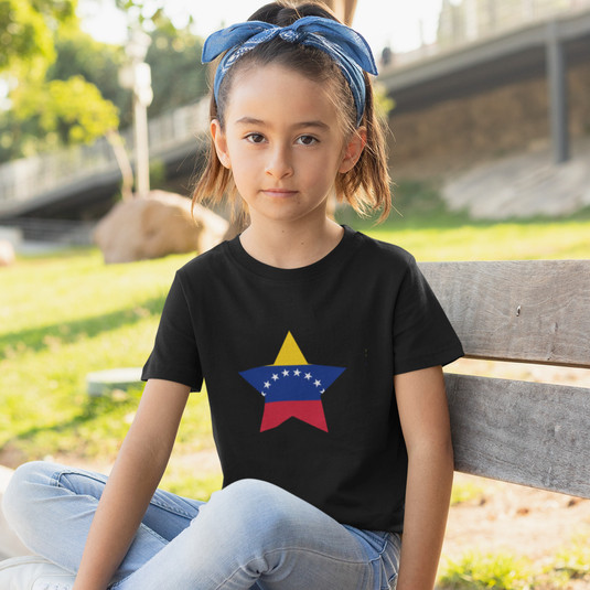 Venezuela Childrens T-Shirt