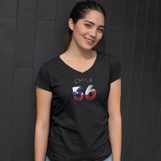 Chile 56 Women's T-Shirt