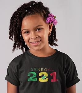 Senegal Childrens T-Shirt