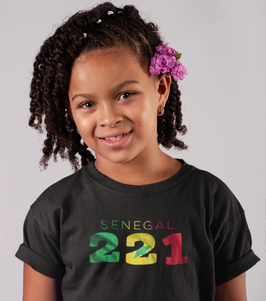 Senegal Childrens T-Shirt