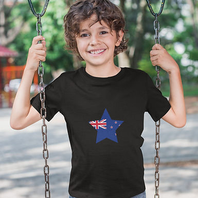 New Zealand Childrens T-Shirt