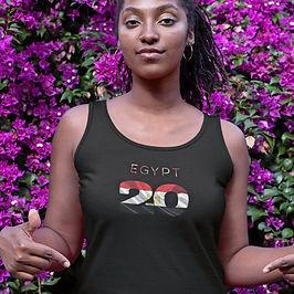 Egypt 20 Womens Vest