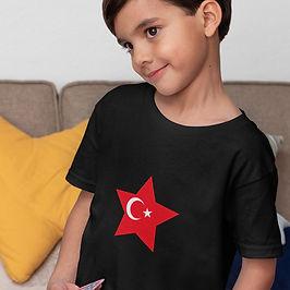 Turkey Childrens T-Shirt