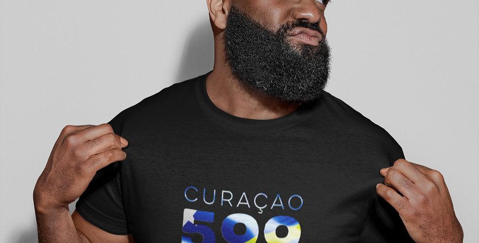 Curacao Mens Black T-Shirt