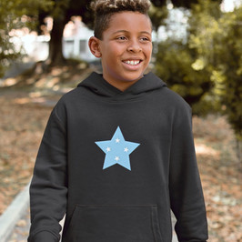 Federated States of Micronesia Childrens Hoodie