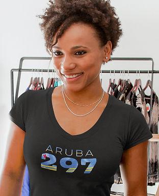 Aruba 297 Womens T-Shirt