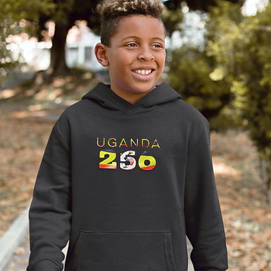 Uganda Childrens Hoodie