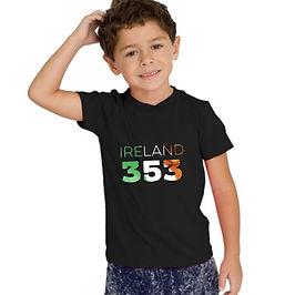 Ireland Childrens T-Shirt
