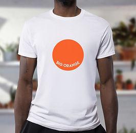 Big Orange - Smile T-Shirt