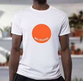 Big Orange - Smile T-Shirt