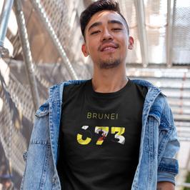 Brunei 673 Mens T-Shirt