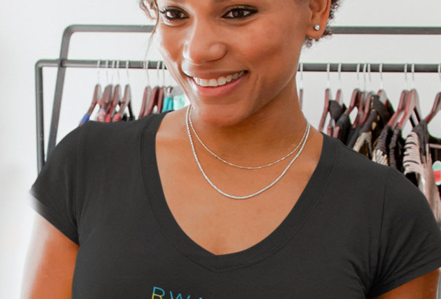Rwanda Womens T-Shirt