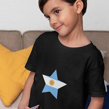 Argentina Childrens T-Shirt