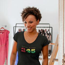 Guinea-Bissau 245 Women's T-Shirt
