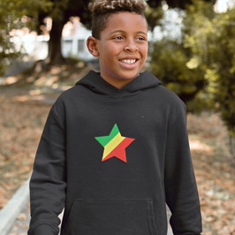 Republic of the Congo Childrens Hoodie