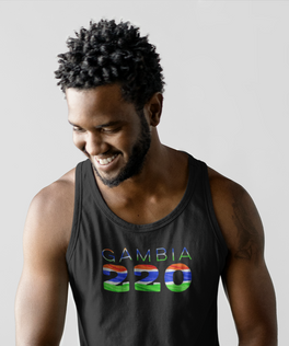 Gambia 220 Mens Tank Top