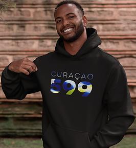 Curacao 599 Men's Pullover Hoodie