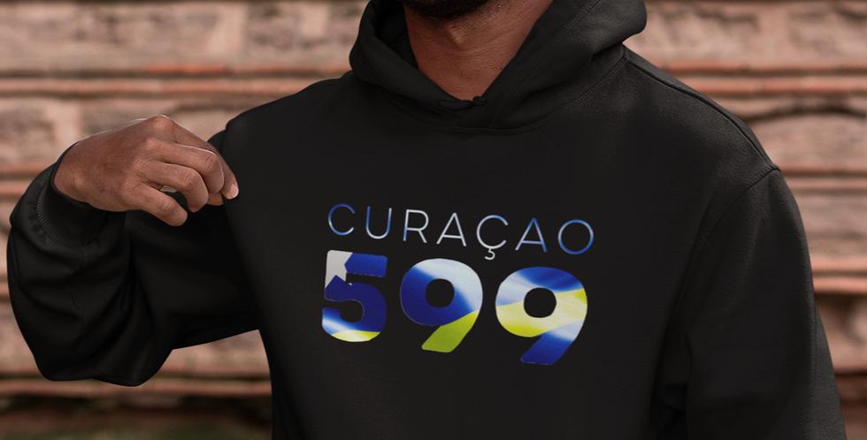 Curacao Mens Pullover Hoodie