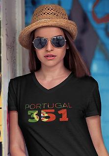 Portugal 351 Women's T-Shirt