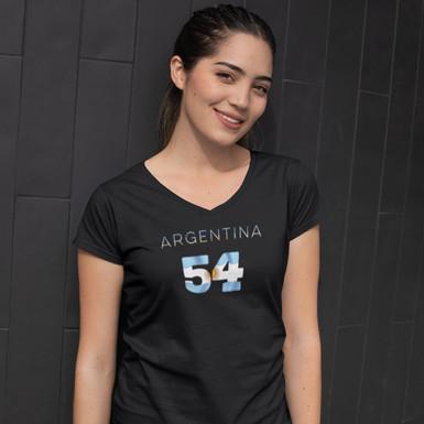 Argentina 54 Women's T-Shirt