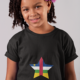 Central African Republic Childrens T-Shirt
