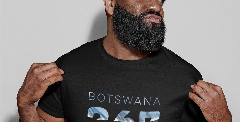 Botswana Mens T-Shirt