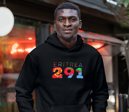Eritrea 291 Mens Pullover Hoodie