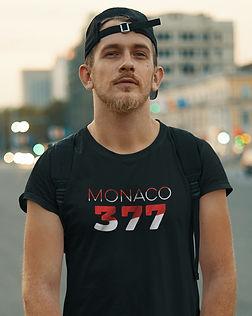Monaco 377 Mens T-Shirt