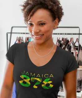 Jamaica 876 Women's T-Shirt