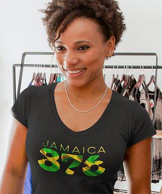 Jamaica 876 Women's T-Shirt