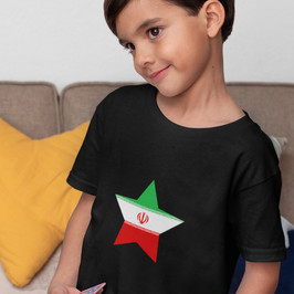 Iran Childrens T-Shirt