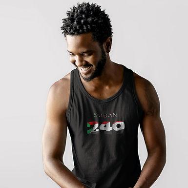 Sudan 249 Mens Tank Top