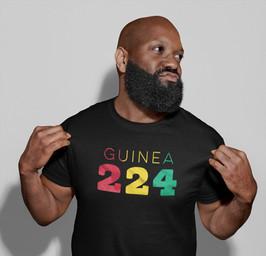 Guinea 224 Mens T-Shirt