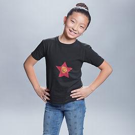 Kyrgyzstan Childrens T-Shirt