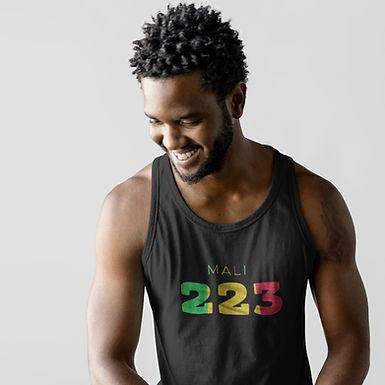 Mali 223 Mens Tank Top