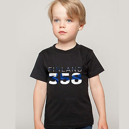 Finland Childrens T-Shirt