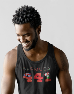 Bermuda 441 Mens Tank Top