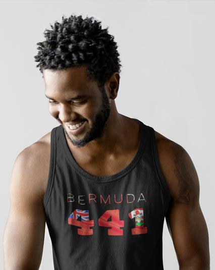 Bermuda 441 Mens Tank Top