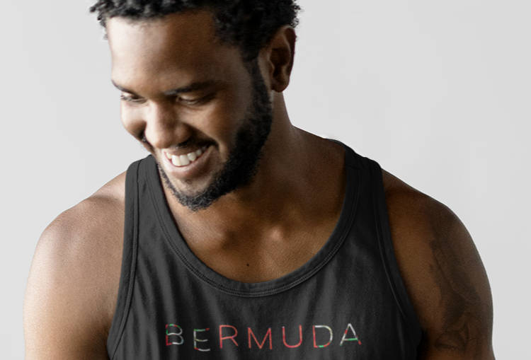 Bermuda Mens Tank Vest